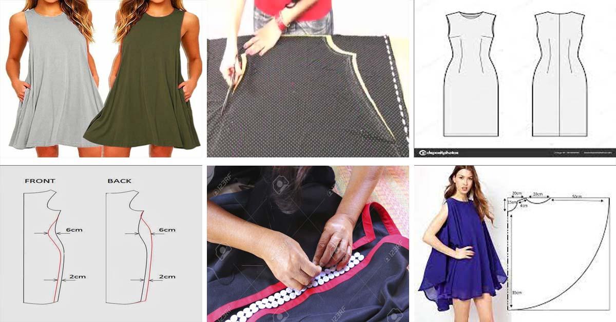 onfeccionar vestidos para el verano